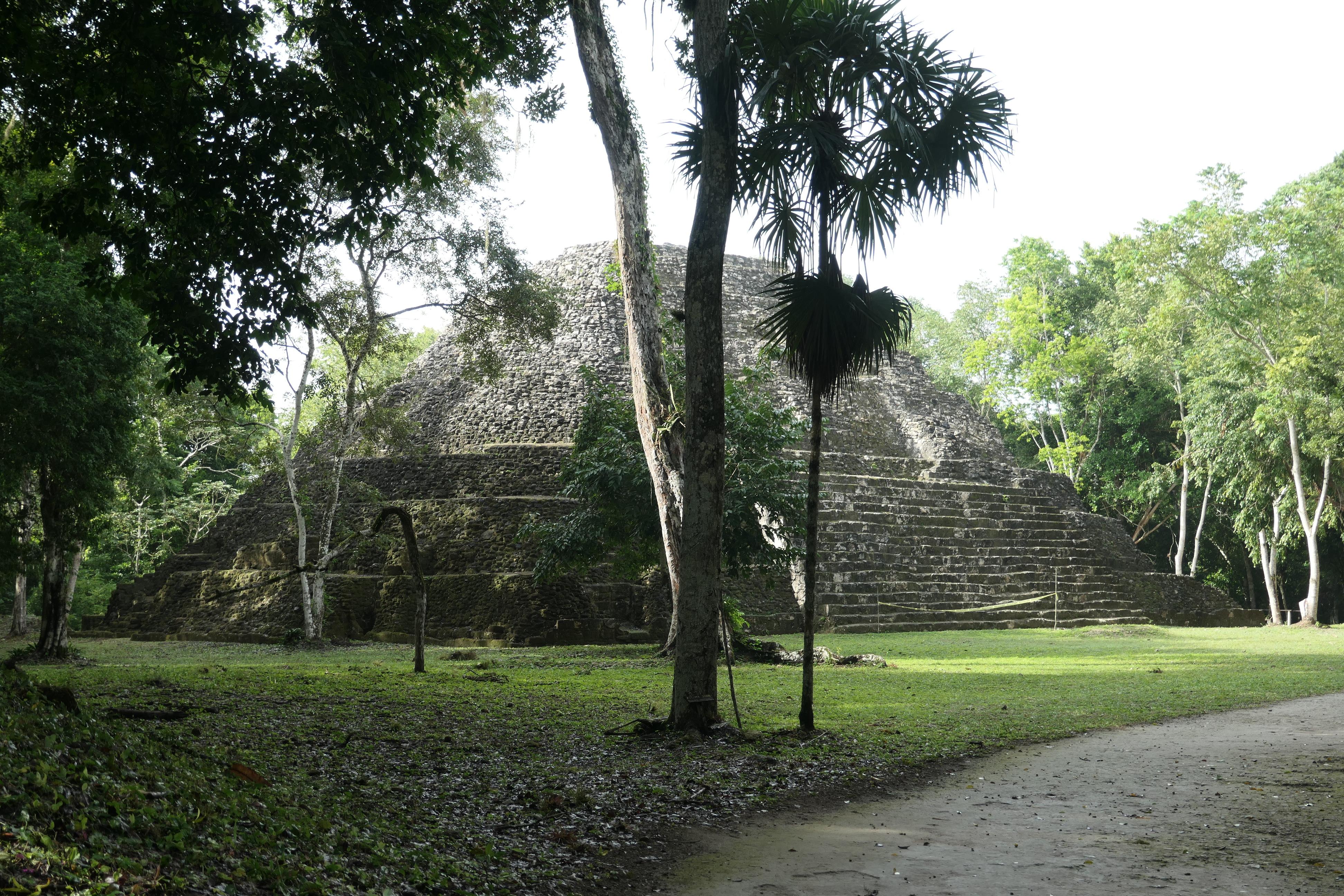 Minor Astronomy Complex, Yaxha, Guatemala