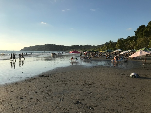 Playa Espadilla Sur, Manuel Antonio Park, Costa Rica