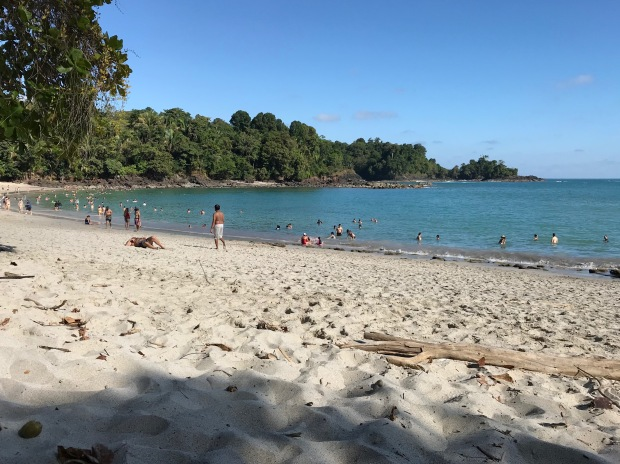 Playa Manuel Antonio Beach and Park, Costa Rica