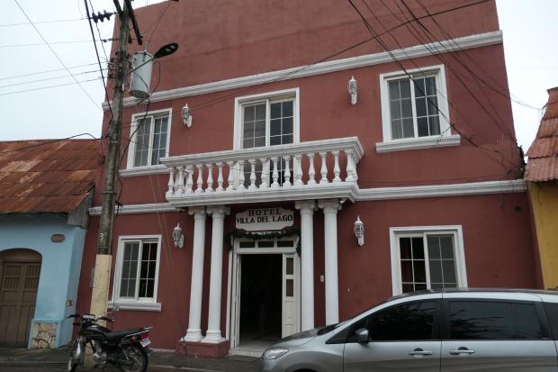 Guatemala Flores Town1