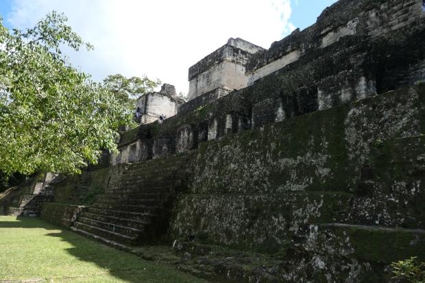 Acropolis Central, Gran Plaza, Tikal, Guatemala