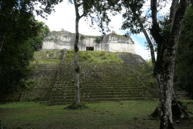 North Zone, Complex P, Tikal, Guatemala