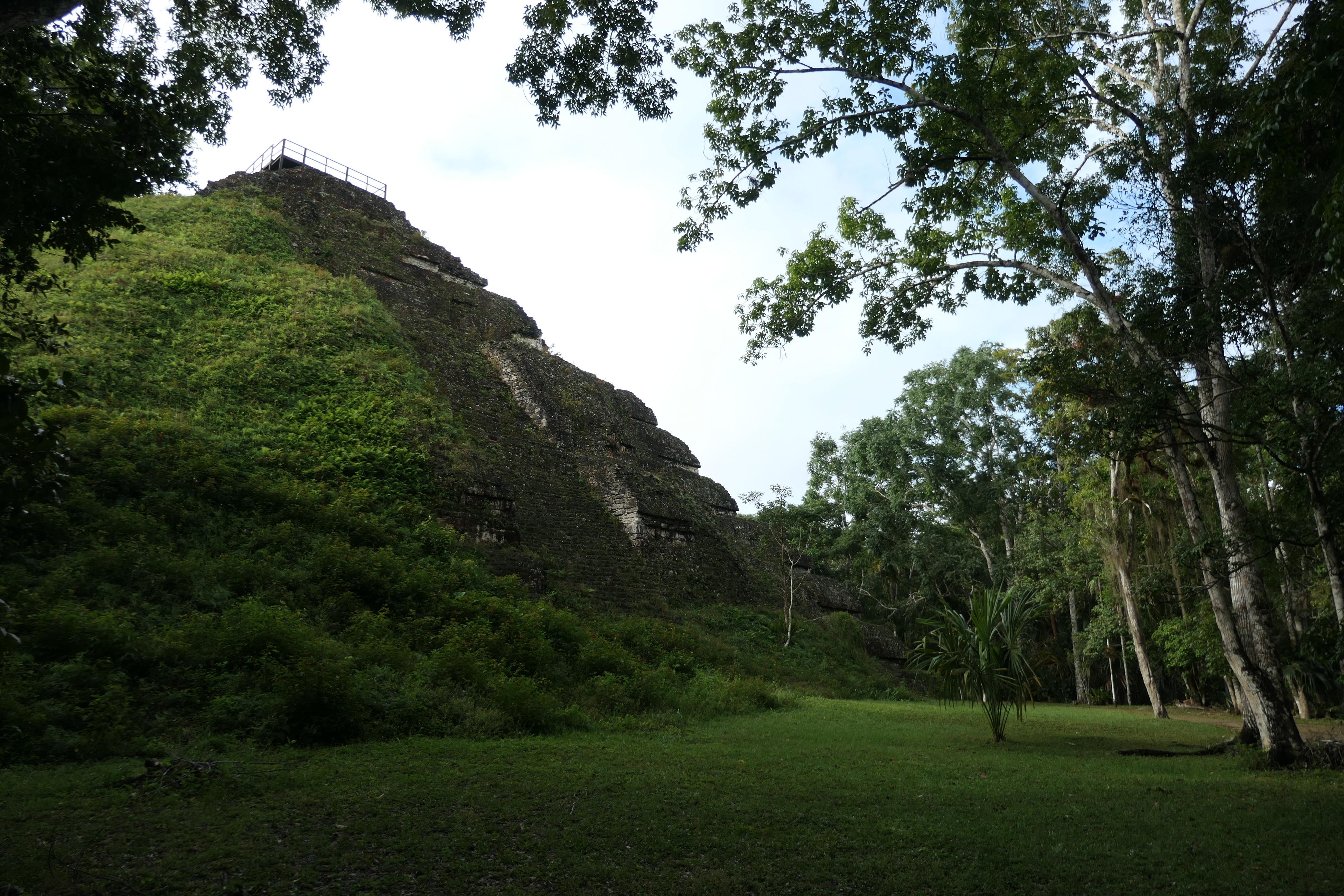 Great Pyramid, Mundo Perdido, Tikal, Guatemala