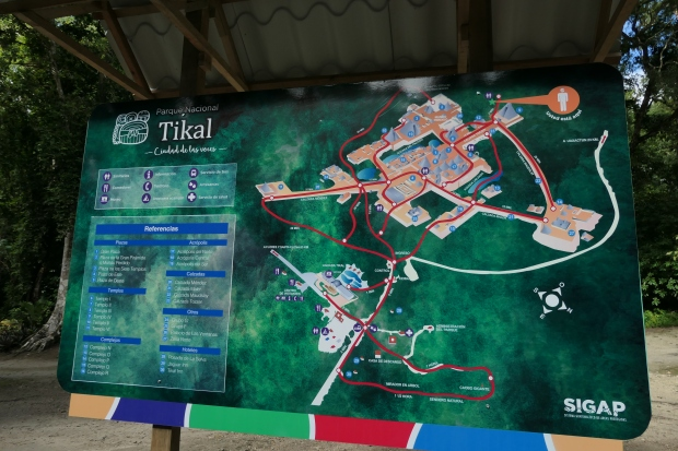 Guatemala Tikal Ruins Park 1
