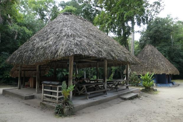 Guatemala Tikal Ruins Park 2