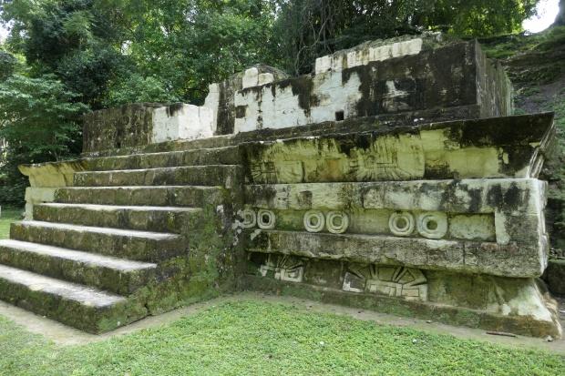 Plaza Este y Mercado, Tikal, Guatemala