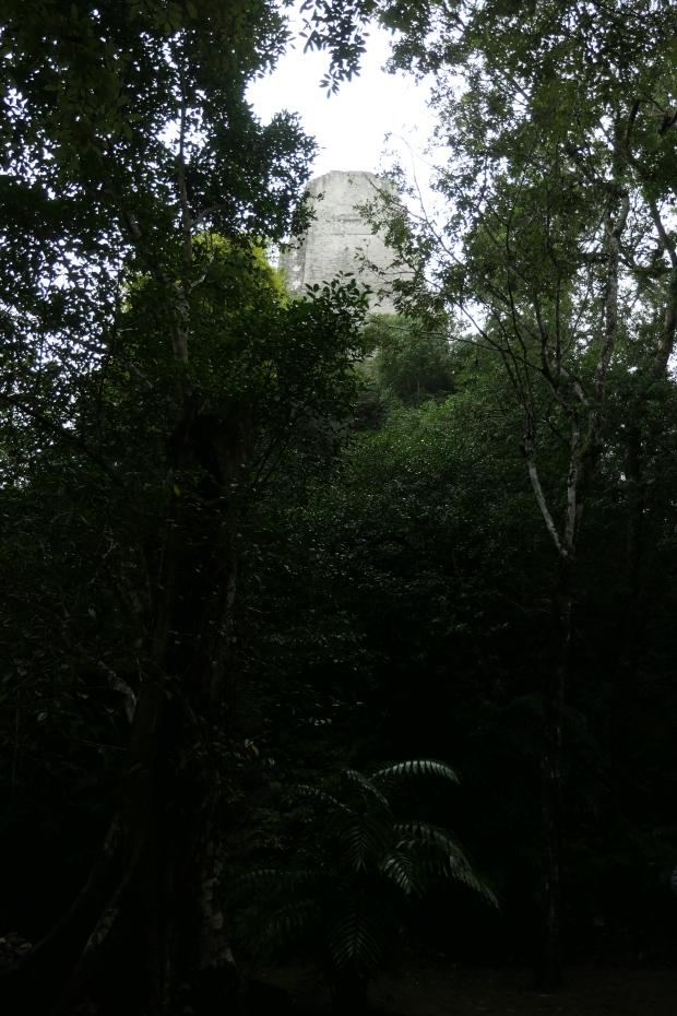 Temple III, Tikal, Guatemala