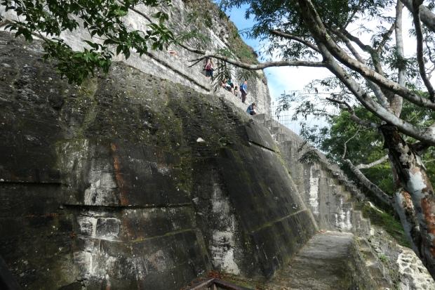 Temple IV, Tikal, Guatemala
