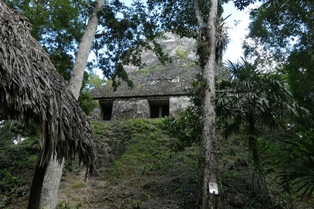 Temple VI, Tikal, Guatemala