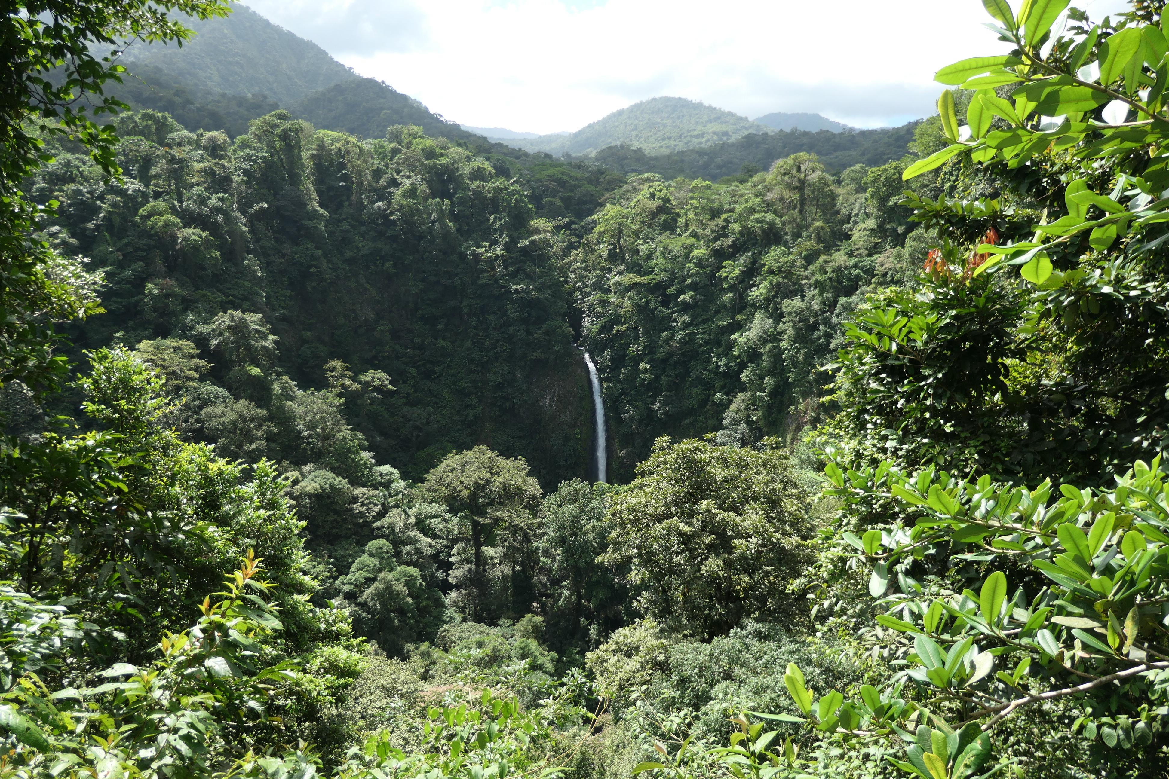 La Fortuna Falls, La Fortuna, Costa Rica