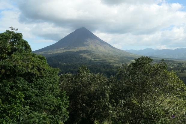 Arenal Volcano, La Fortuna, Costa Rica